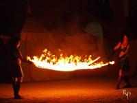 Feuer Seil