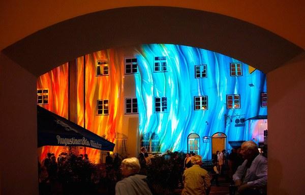 Wasserburg Leuchtet 2018