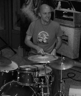 Jochen Enthammer am Instrument