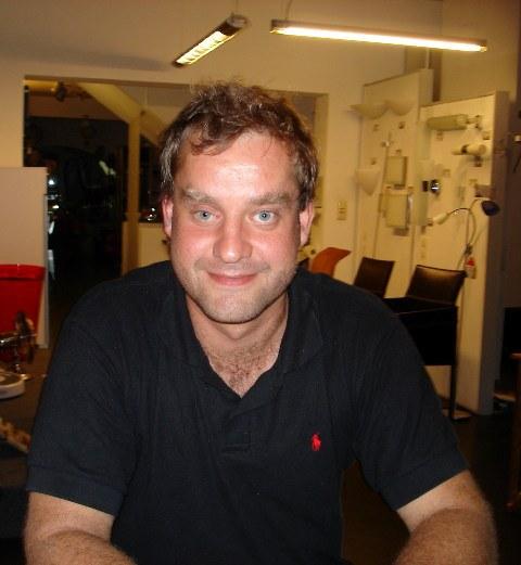 Karl-Heinz Käs (Cheesy) - 1. Geschäftsführer