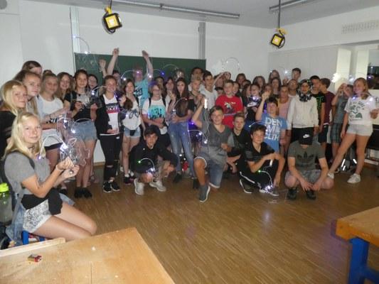 Mittelschule Wasserburg zeigt Schülerarbeiten