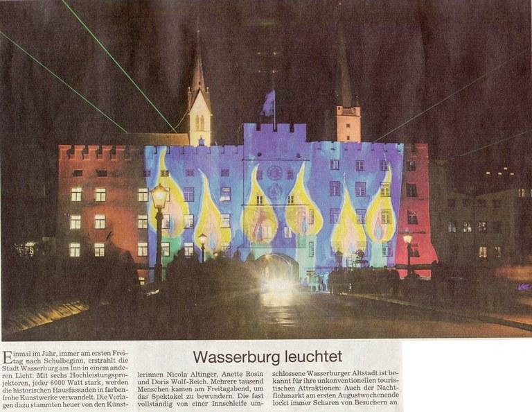 Süddeutsche Zeitung am Mo.21.09.2009
