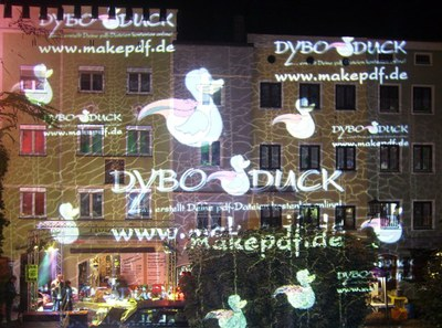 Dybo-Duck Hl-Projektion
